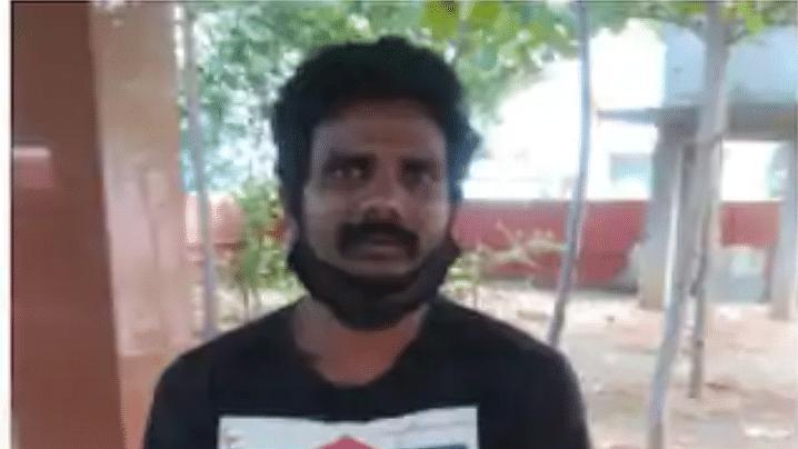 ஆட்டோ டிரைவர் வினோத்குமார்