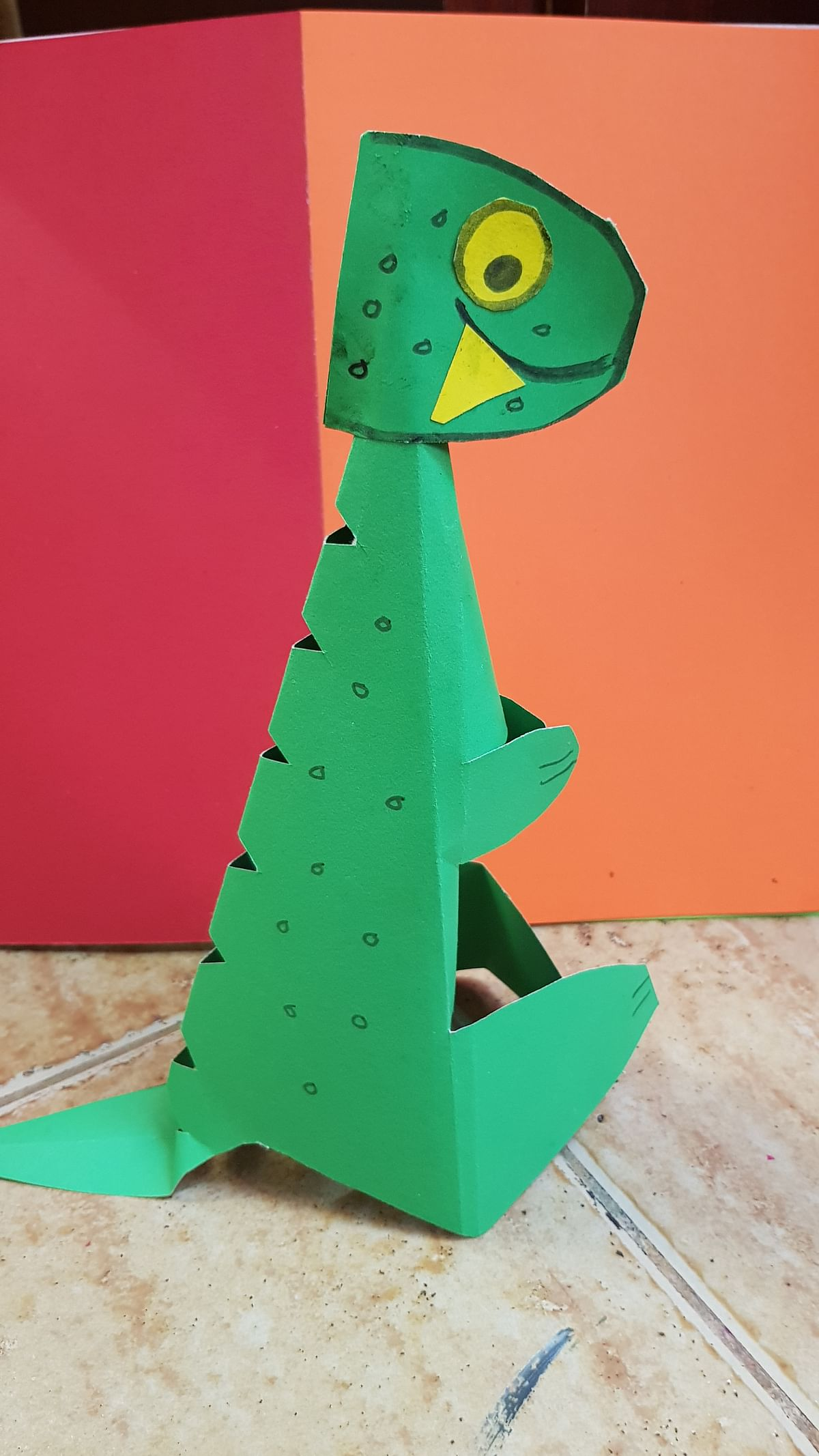 Paper Dino