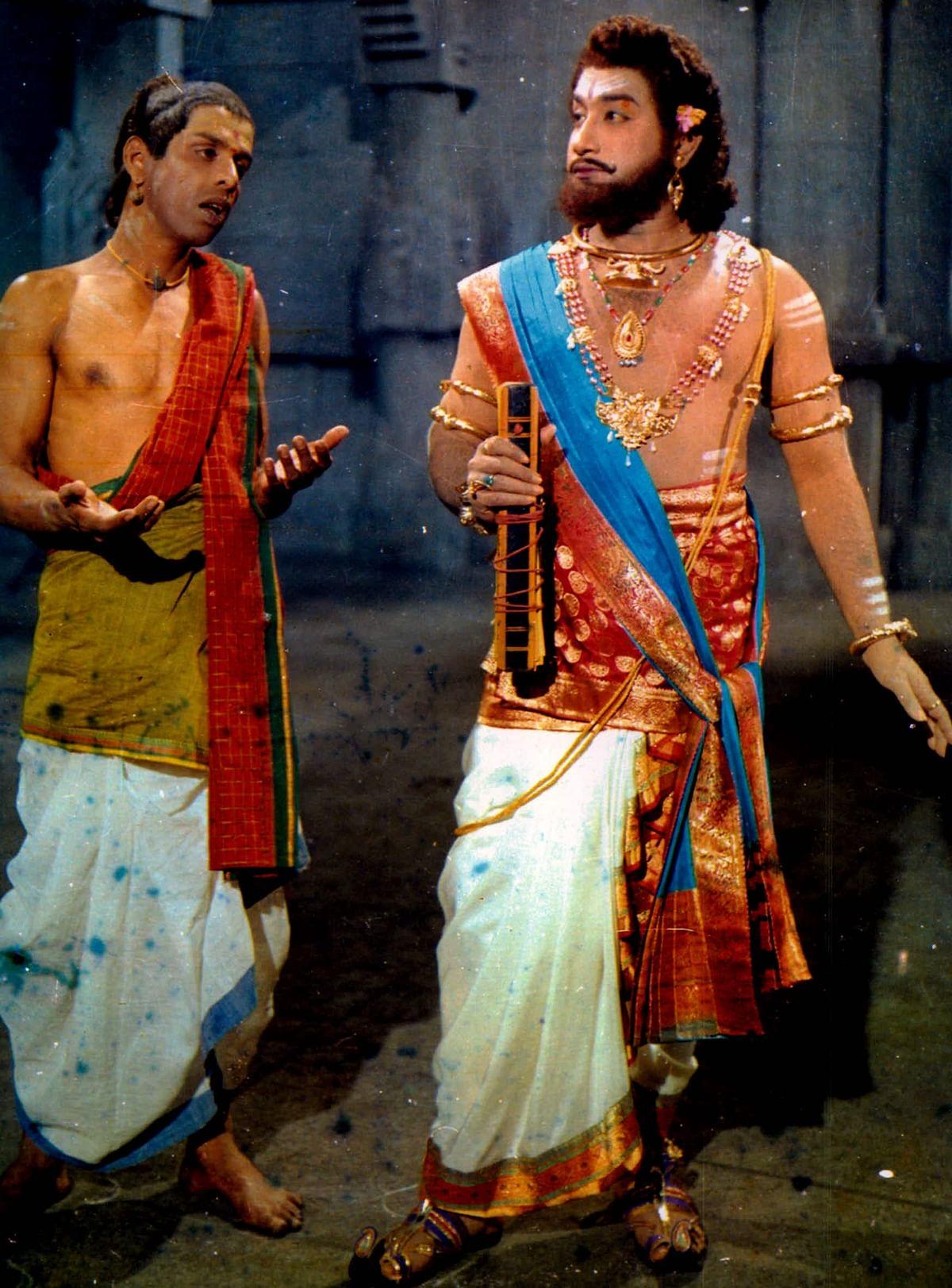 Sivaji Ganesan, Nagesh