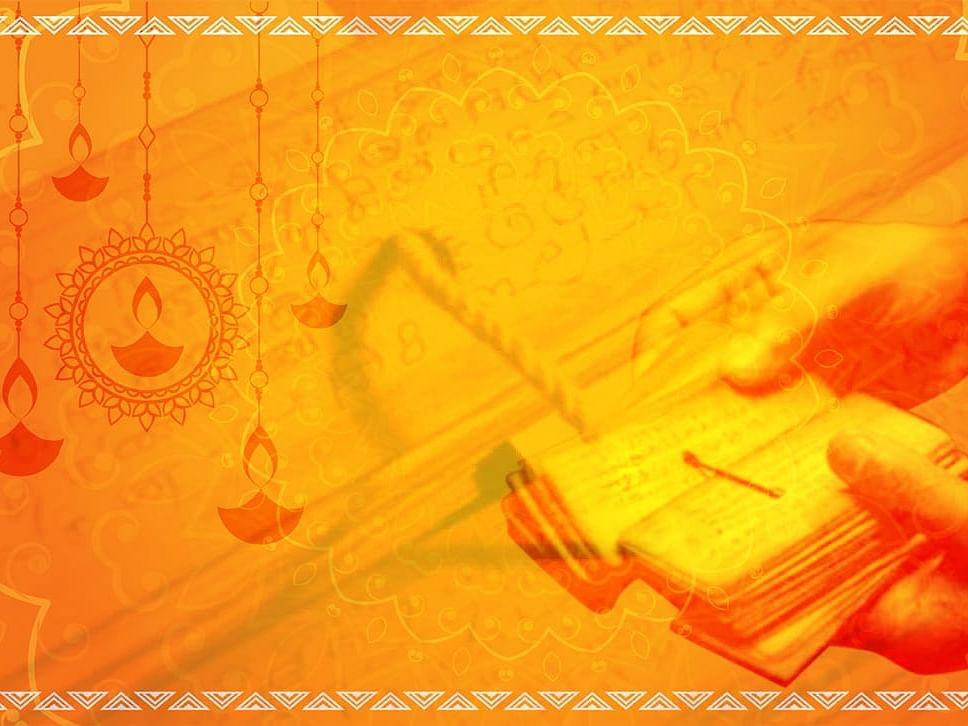 தமிழ்ப்புத்தாண்டு நாளில் பஞ்சாங்கம் படிப்பது ஏன்? - அதிகாலை சுபவேளை
