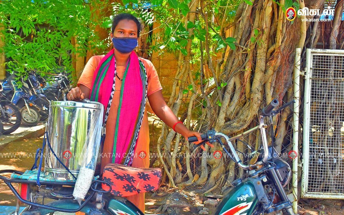 டீ வியாபரத்தில் உமாசல்மா