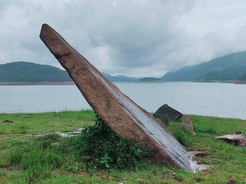 இடுக்கி அணை: 3,000 ஆண்டுகள் பழைமையான கல் நினைவுச் சின்னம் கண்டுபிடிப்பு!