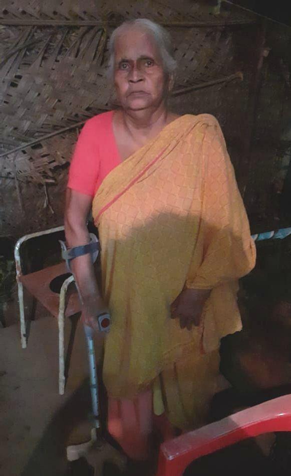 சந்திரகிரி பாட்டி