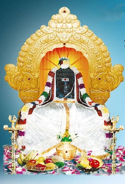 லிங்க வடிவில் விநாயகர்