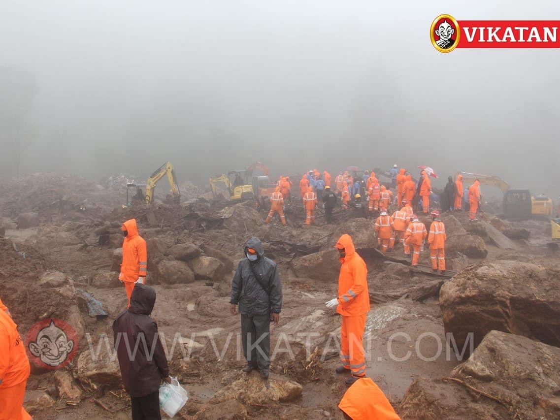 நள்ளிரவில் பெய்த பேய்மழை… காவு வாங்கிய காட்டாற்று வெள்ளம்… என்ன நடந்தது மூணாறில்? #Munnar