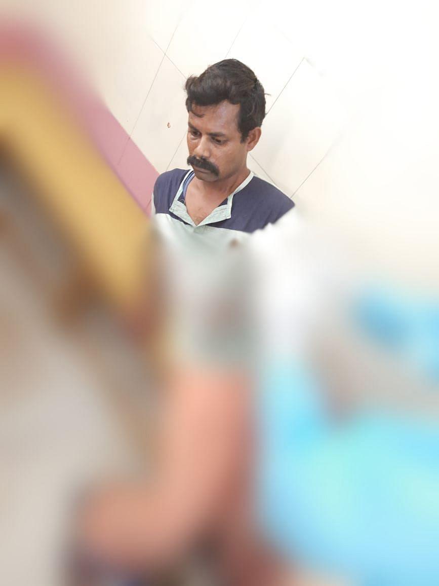 முன்னள் ராணுவ வீரர் வெங்கடேசன்