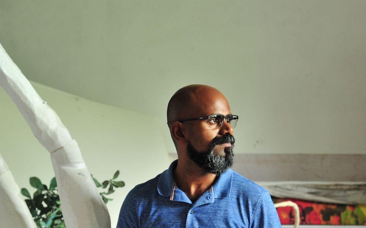 ``விஜய் சேதுபதியை வெச்சு ஏன் அந்த போட்டோஷூட்?!'' - போட்டோகிராபர் ராமசந்திரன்