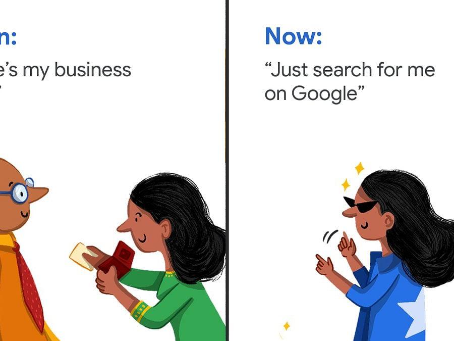 Google People Card... உங்களுடைய ஆன்லைன் விசிட்டிங் கார்டு! பெறுவது எப்படி?