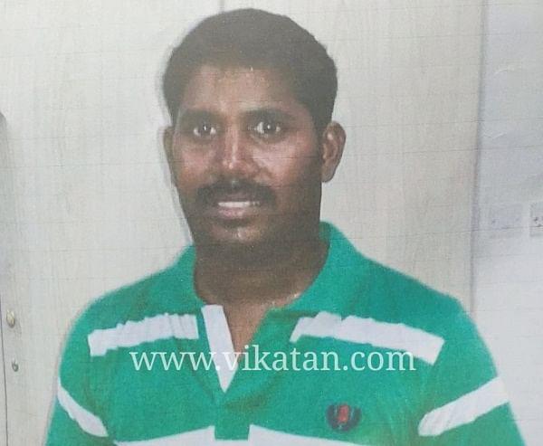 பொறியாளர் மணிராஜ் மாரியப்பன்