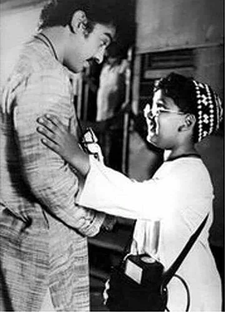 கமல், சக்ரி டோலட்டி