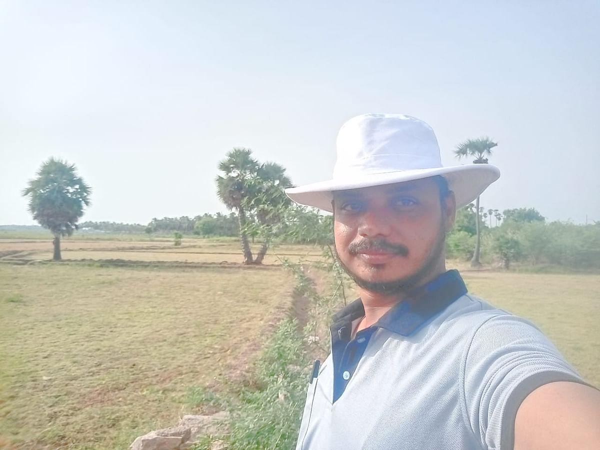 பரந்தாமன் - வரலாற்றுத் துறை இணை ஆய்வாளர்