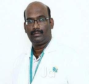 தொற்று நோய் மருத்துவர் சுரேஷ் குமார்