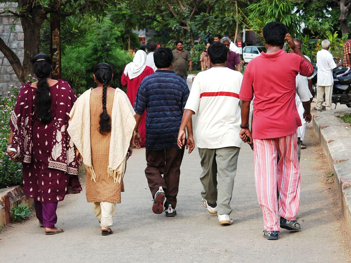 ``தமிழய்யா சொன்ன ஆங்கில வார்த்தைப் புதிர்..!'' - வாக்கிங் டாக்கிங் - 1 #MyVikatan