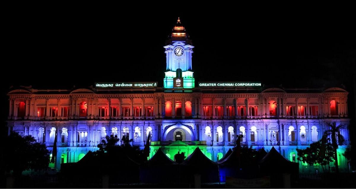 ரிப்பன் மாளிகை, சென்னை மாநகராட்சி