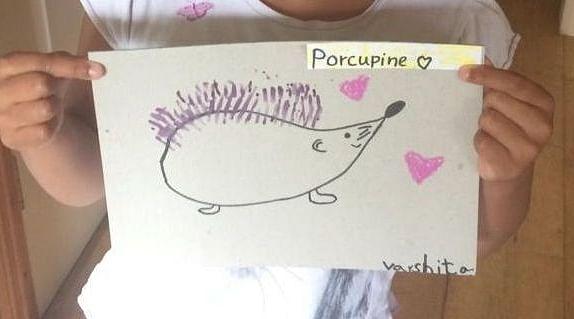 Spooky Porcupine