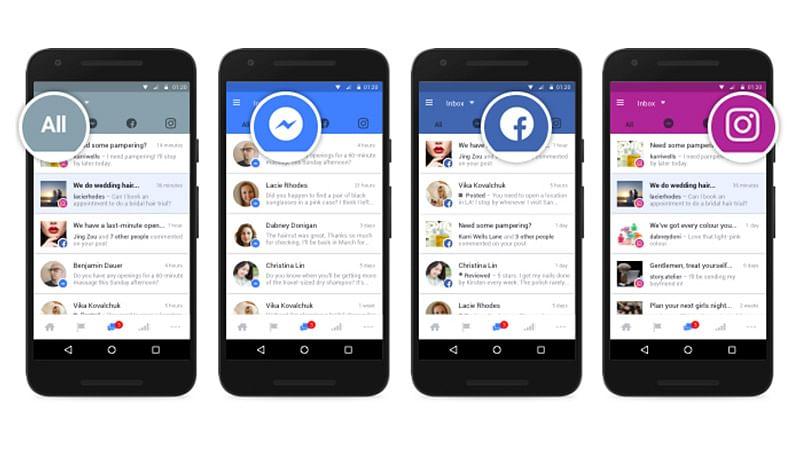 Instagram-Messenger Integration