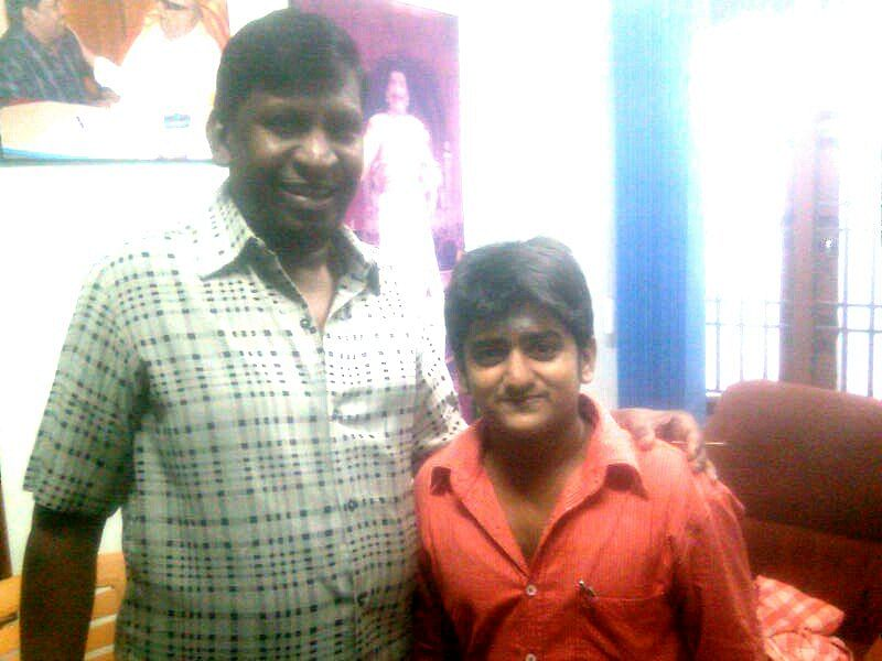 Vadivelu and Ambani Shankar