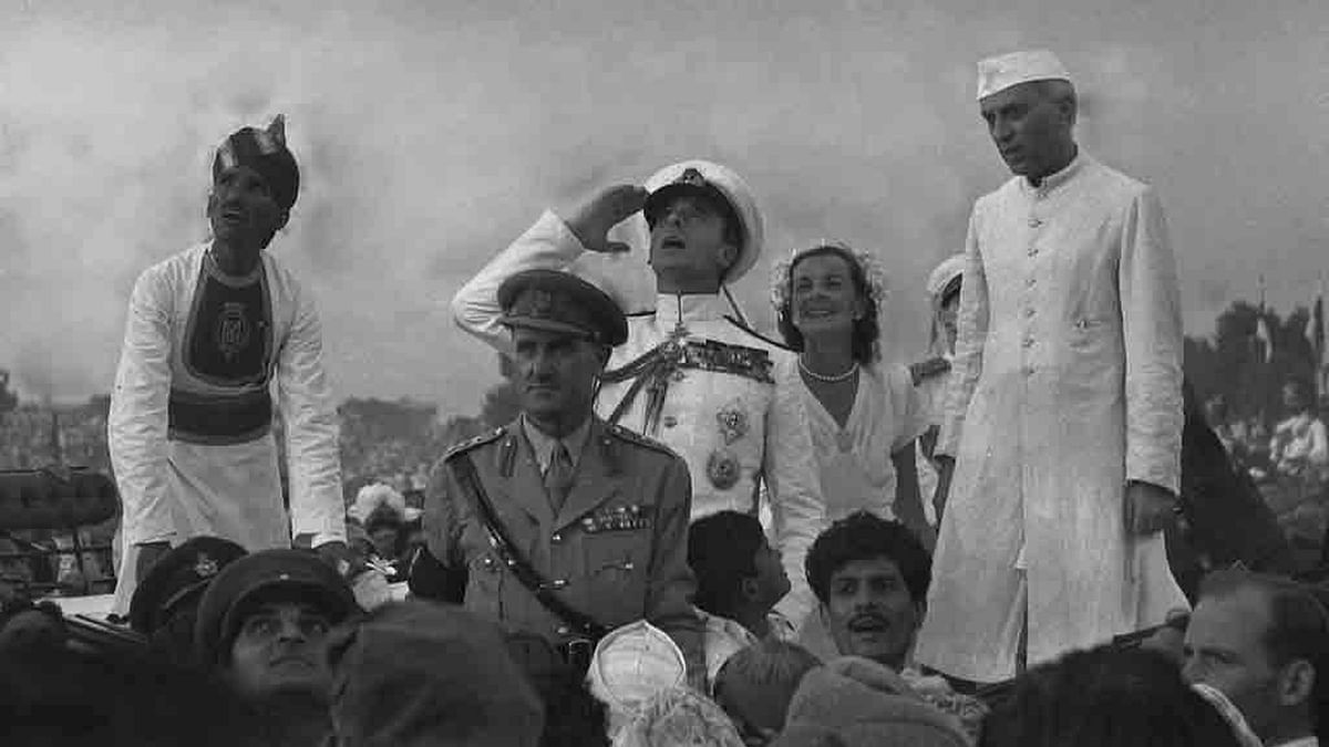 First independence day celebrations