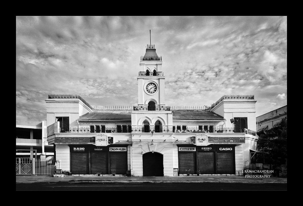 சென்னை டு மெட்ராஸ்
