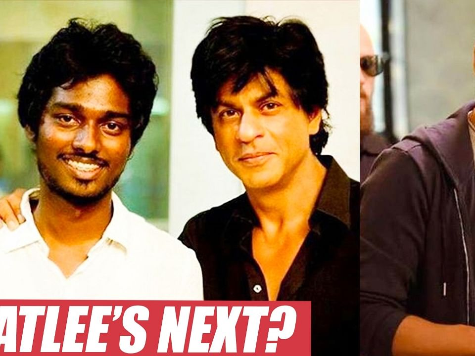BREAKING: Atlee Next Project Details with Shahrukh Khan | SRK | inbox