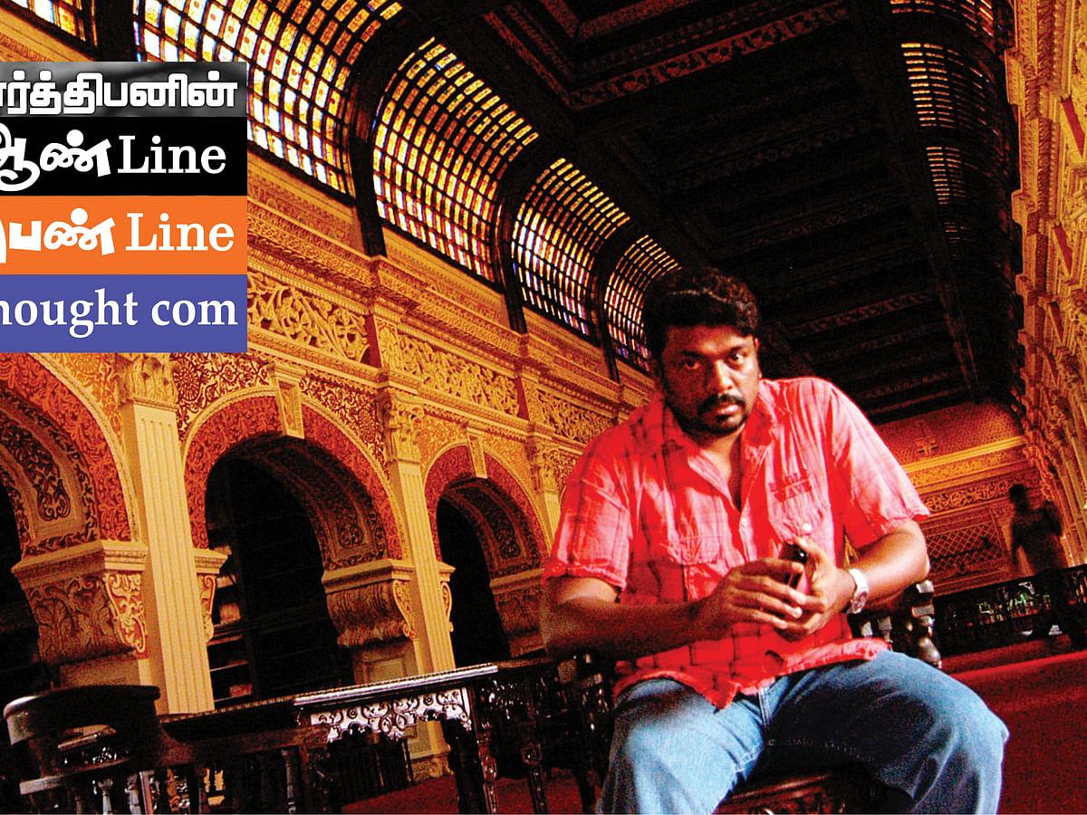 ``ரகுவரனும், சிம்புவும் அந்த விஷயத்துல ஒரே மாதிரி... ஆனா?!'' - பார்த்திபன் தொடர் - 13