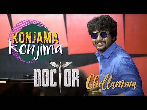 Chellamma Video Song Making | Jonita Gandhi | DOCTOR | Anirudh | Sivakarthikeyan