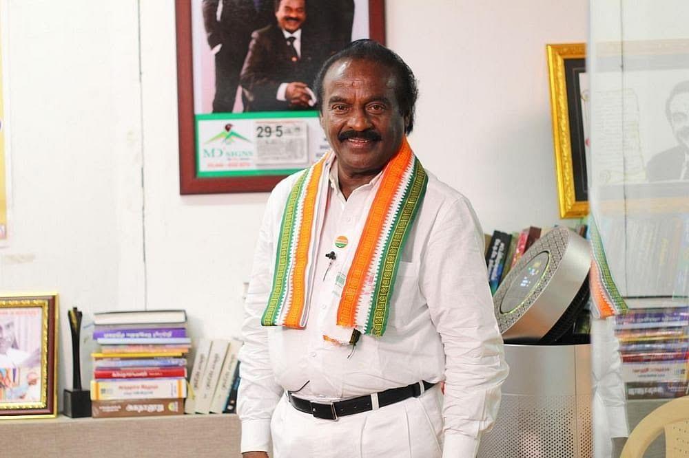 வசந்தகுமார் எம்.பி