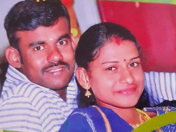 இறந்த உமா மகேஸ்வரி கணவர் சிவக்குமார்