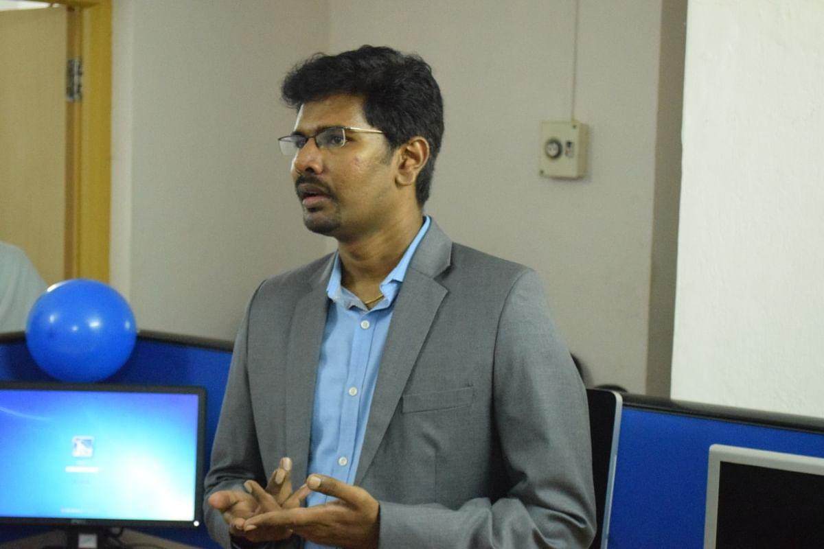 வசந்த் ராஜன்