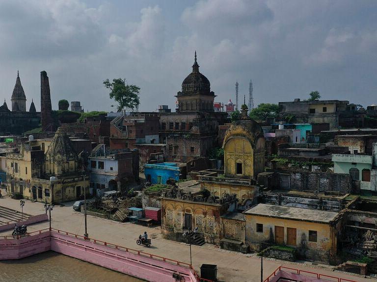 1528-ல் பாபர் மசூதி... 2020-ல் ராமர் கோயில்... 492 ஆண்டு வரலாற்றுச் சுருக்கம்! #AyodhyaRamMandir