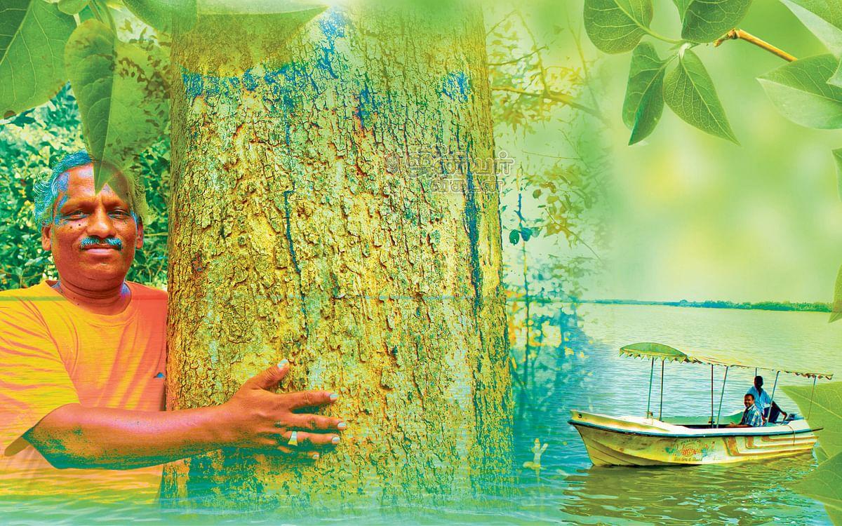 """""""ஊசுட்டேரி பறவைகள் சரணாலயம் வழியாக எரிவாயுக் குழாய் பதிப்பதா?"""""""