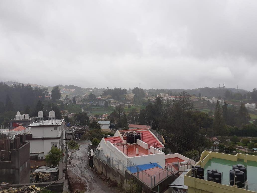 ooty rain