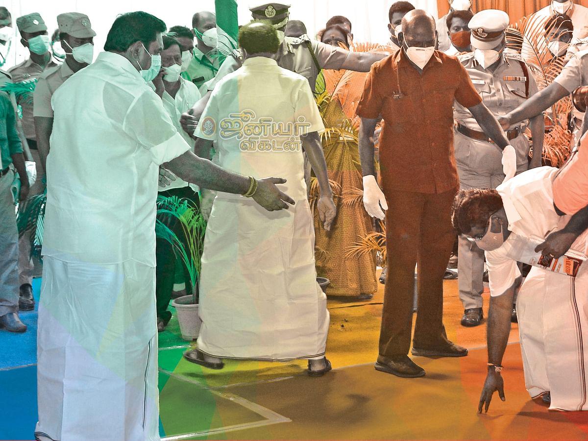 இ-பாஸ் `பூச்சாண்டி'க்குப் பின்னால் எடப்பாடி அரசின் `அடக்குமுறை' அரசியல்!