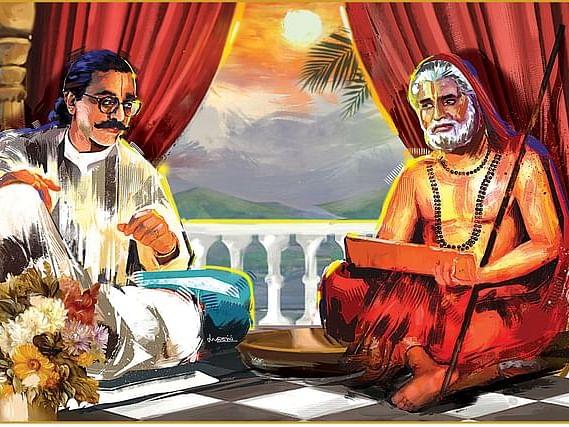 நானும் நீயுமா - 13: ரஜினி பிம்பம் உயர்ந்ததற்கும், கமல் பின்தங்கியதற்கும் திராவிட அரசியலா காரணம்?!