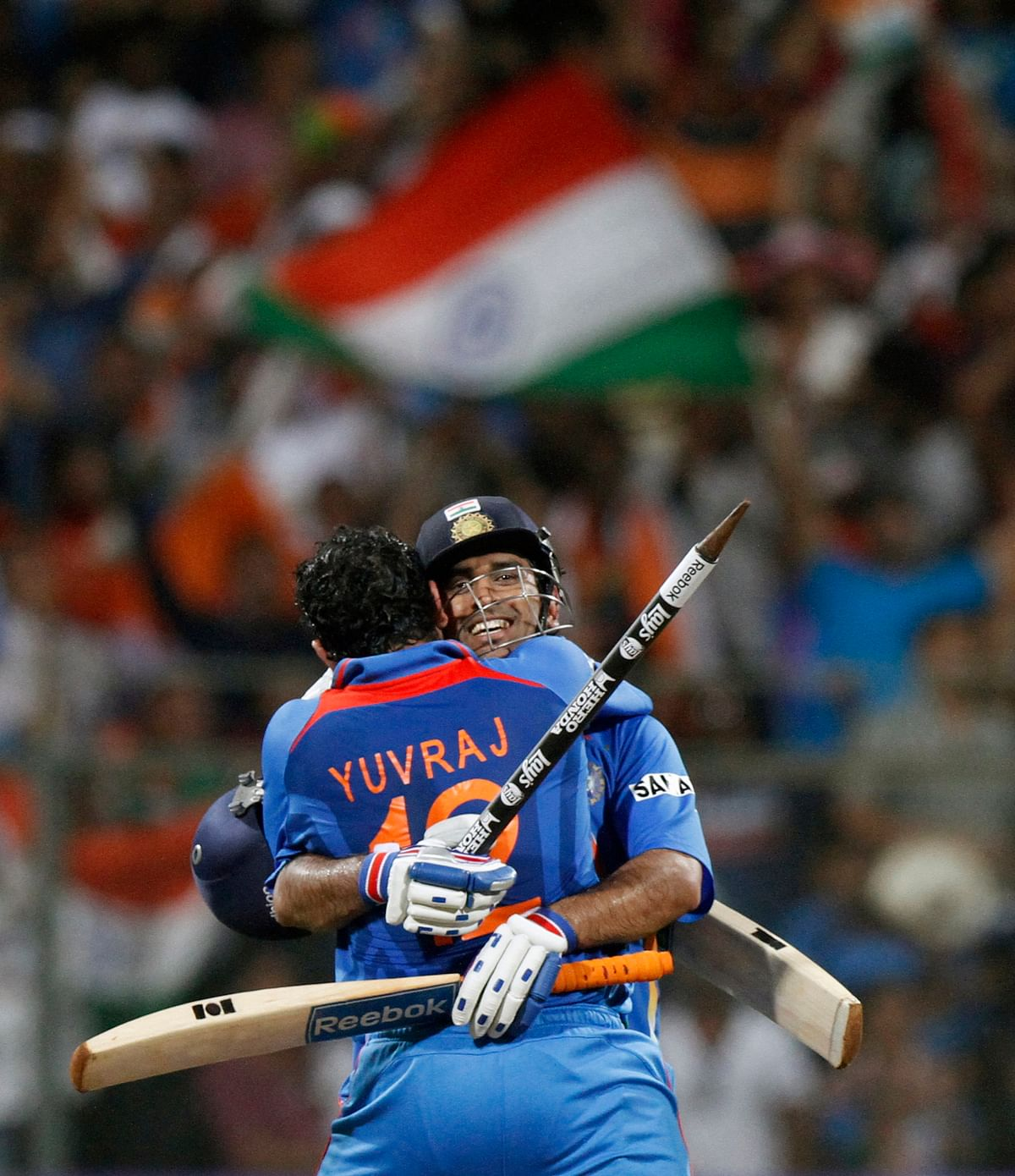 2011 World Cup Dhoni
