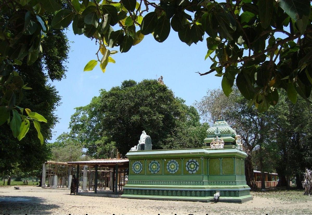 இலங்கை கண்னகி அம்மன் கோயில்