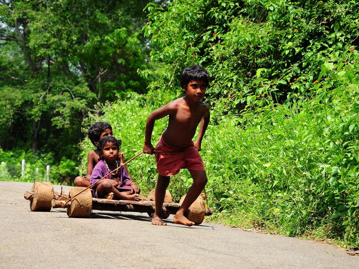 சண்டைக்காரியின் முகம்..! - `பாசமலர்' அண்ணனின் ரக்ஷா பந்தன் பதிவு #MyVikatan