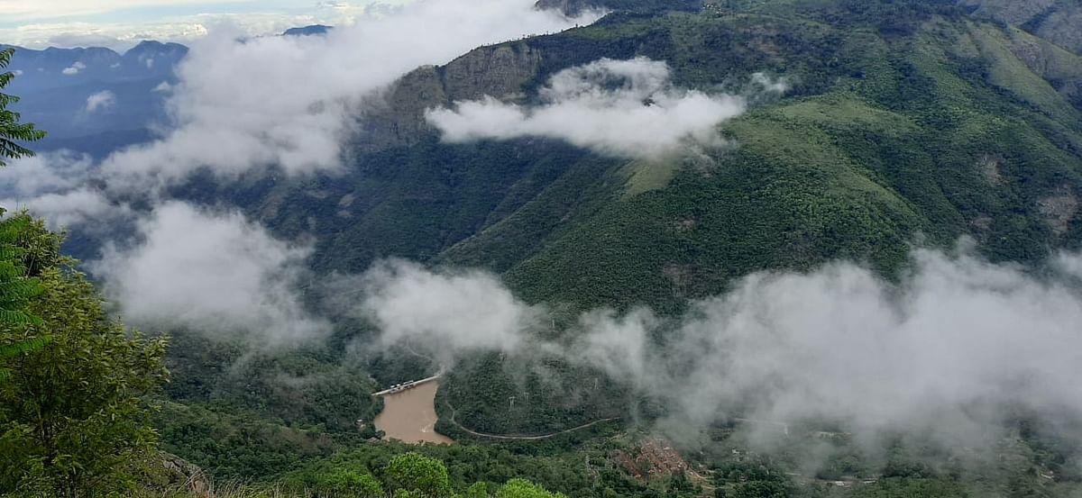 geddai dam view