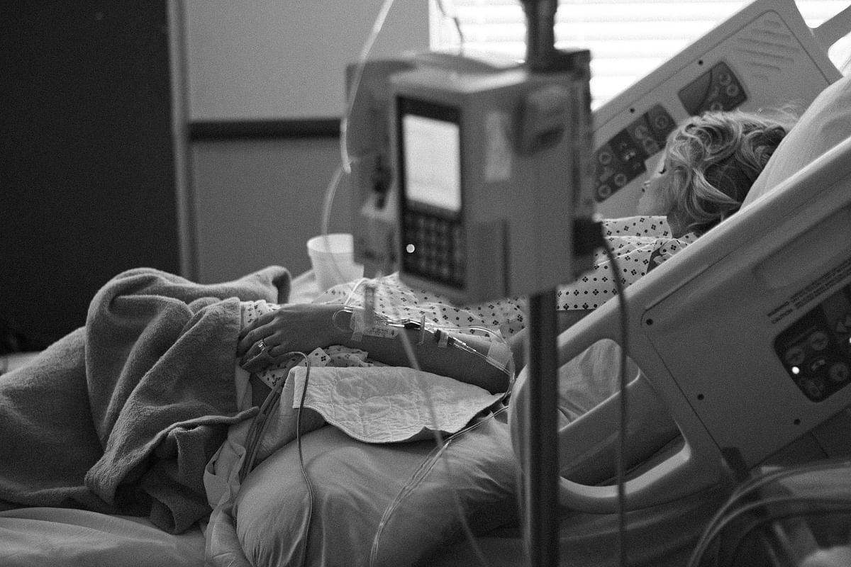 Patient at Hospital (Representational Image)