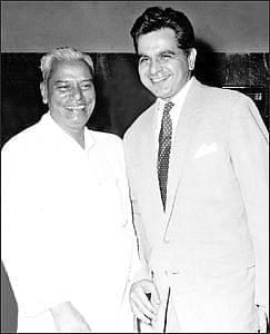 இந்தி நடிகர் திலீப்குமார்   எஸ்.எஸ்.வாசன்
