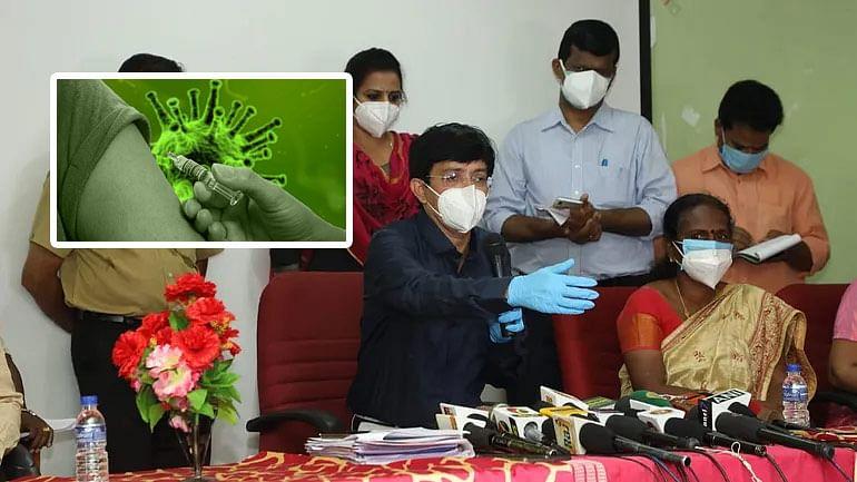 கொரோனா அதிர்வுகள்: ராதாகிருஷ்ணன் நம்பிக்கை to தடுப்பு மருந்து... எச்சரிக்கும் WHO