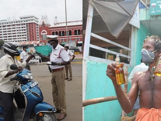 Sunday Lockdown: `டாஸ்மாக் விற்பனை', `அதிகாரிகளுக்கு ஓய்வு' - ஒரு நாள் முழு ஊரடங்கால் என்ன நன்மை?