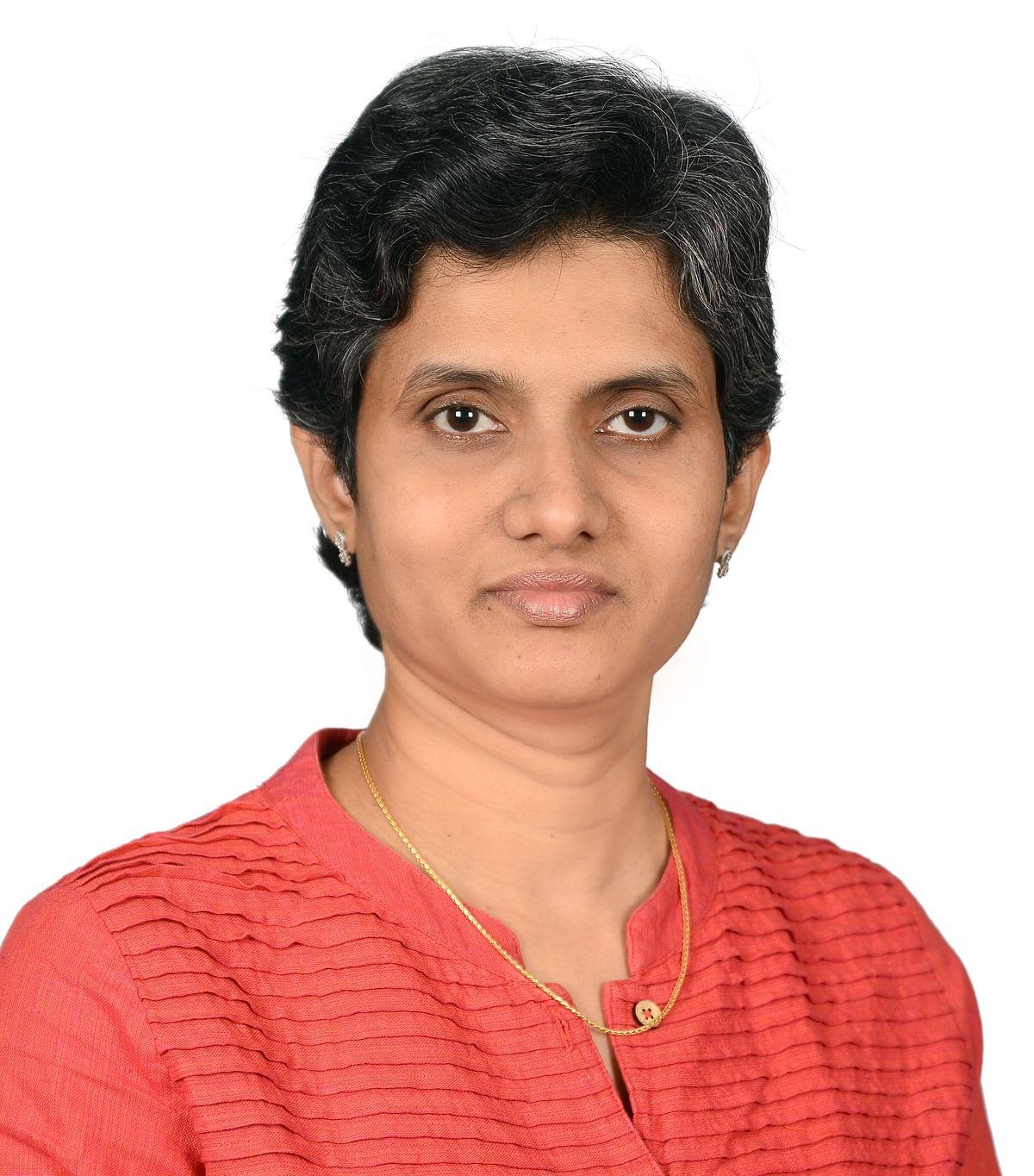 ஜெயஸ்ரீ ஜெயகிருஷ்ணன்