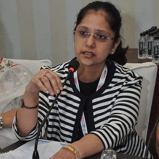 ஊட்டச்சத்து நிபுணர் மீனாட்சி பஜாஜ்
