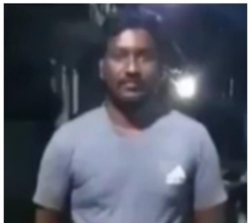 உயிரிழந்த  ரஞ்சித்