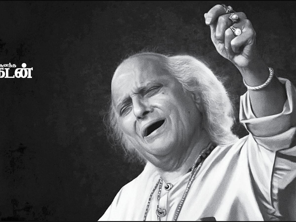 பண்டிட் ஜஸ்ராஜ்