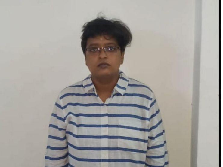சென்னை: `படிப்பு பிசிஏ; பகுதி நேர வேலை' - கஞ்சா வழக்கில் சிக்கிய உணவு டெலிவரி உமன்