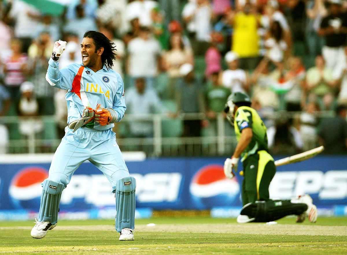 T20 World Cup 2007 Dhoni