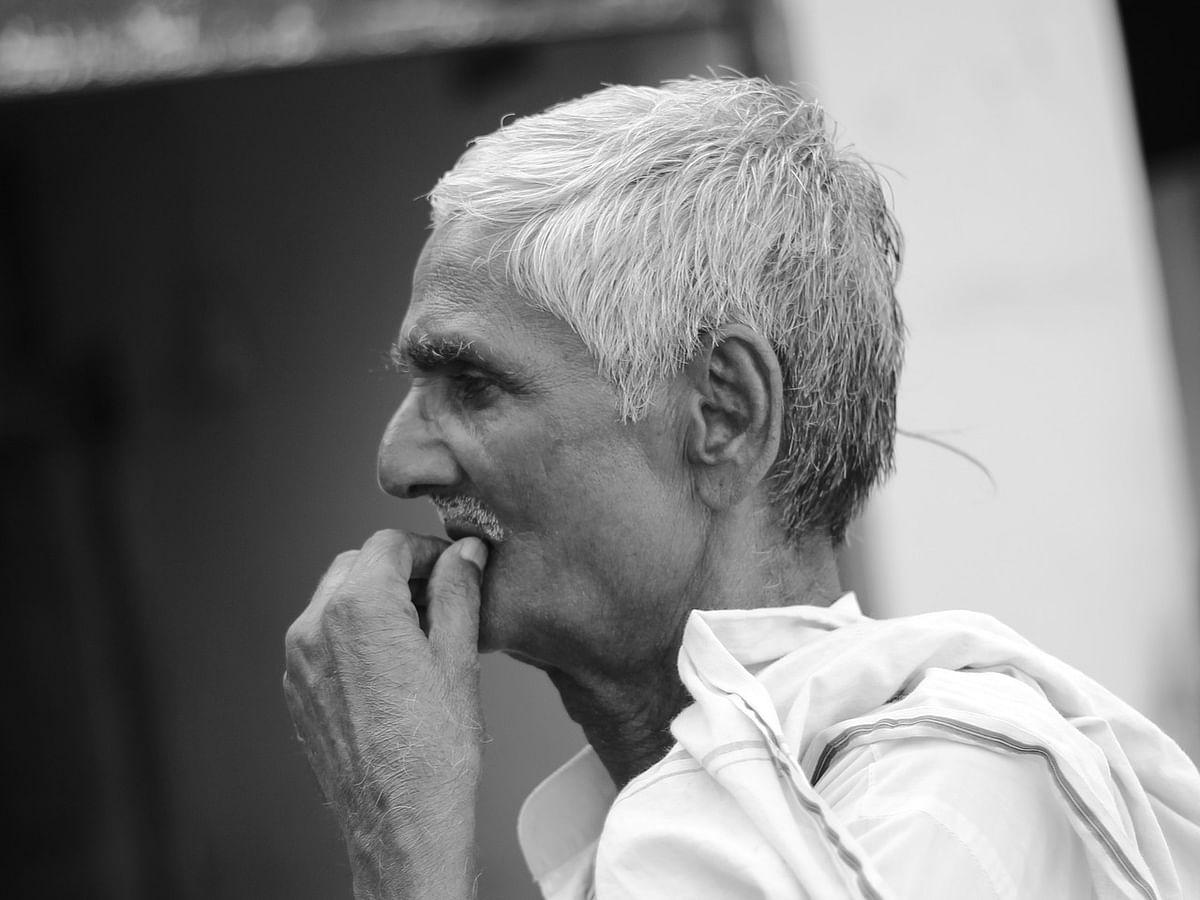 பெருமாள் தாத்தாவின் சுதந்திர தினம்..! - லாக் டெளன் குறுங்கதை  #MyVikatan