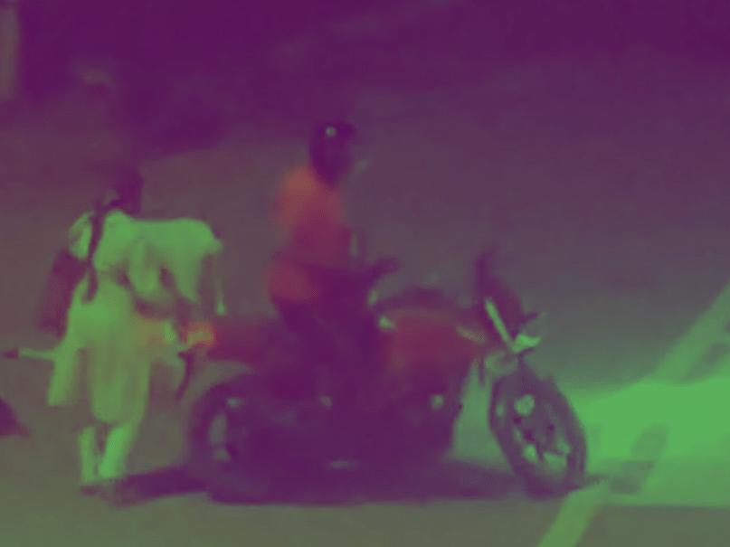 சென்னை: `ஐ.டி கம்பெனி வேலை டு ஆடு திருட்டு!' - மனைவியுடன் சிக்கிய கணவர்